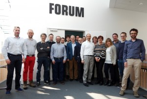 UNCAP consortium in Lund (May, 2016)