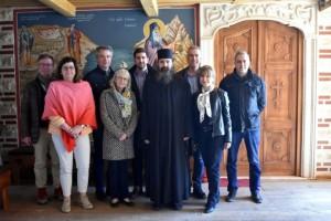 SKIVRE Partners on a visit in Tsarnogorski Monastery, Bulgaria, Source: http://www.svetogorie.com